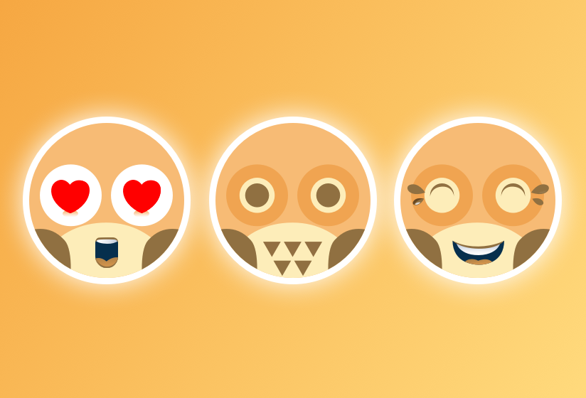Emoji Design – International Student Association ISA Saarbrücken