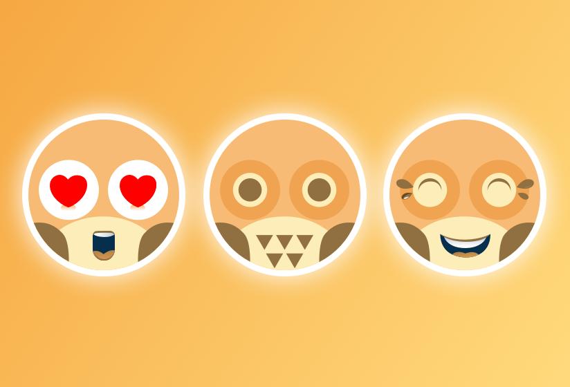 Emoji Design – International Student Association ISA Saarbrücken