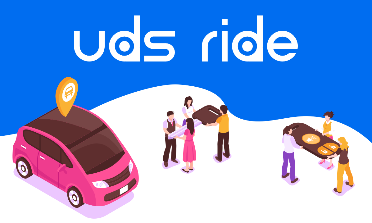 UdS Ride – Saarland University Ride Sharing App
